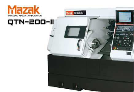 Mazak YAMAZAKI MAZAK CORPORATION QUICK TURN NEXUS 200-Ⅱ