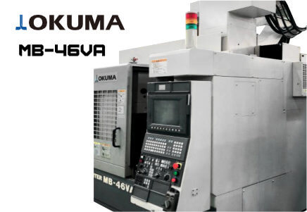 OKUMA ACE CENTER MB-46VA